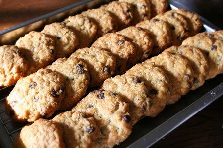 サクサクなチョコチップ・クッキー
